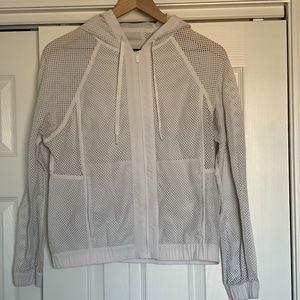Lululemon Mesh Full Zip Jacket